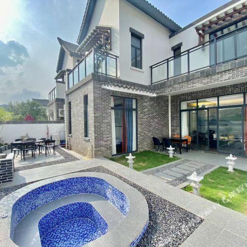 Ying de ao Yuan Xin Hua Small Calm Lan hot spring vacation villa