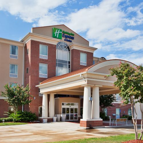 Holiday Inn Express & Suites Baton Rouge East, an IHG Hotel