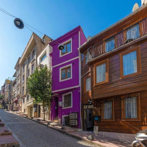 Taksim Wooden House Hostel