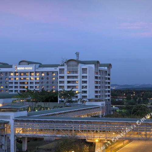 吉隆坡國際機場薩瑪薩瑪酒店