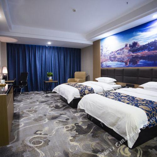 鄯善城市座標精品酒店