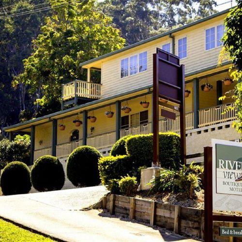 Riverview Boutique Motel