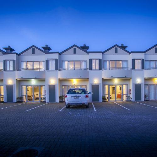Cornwall Motor Lodge