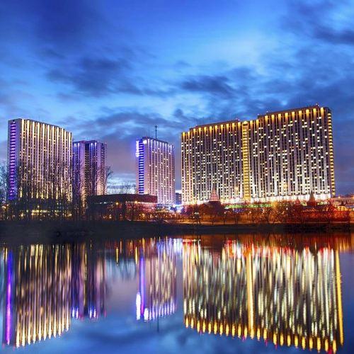 莫斯科伊茲麥洛瓦阿爾法酒店