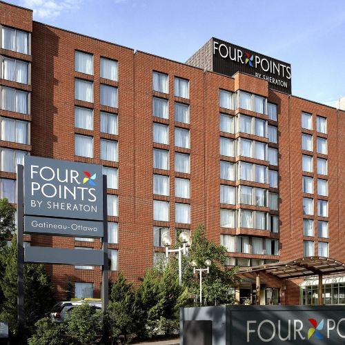 Four Points By Sheraton Gatineau-Ottawa