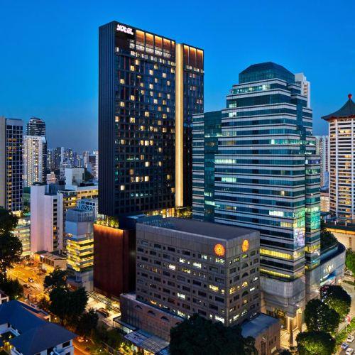 요텔 싱가포르 오차드로드 (SG Clean)