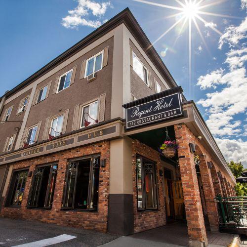 Regent Hotel Revelstoke