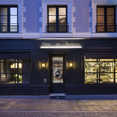 Hôtel de Nemours Rennes