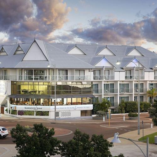 오션 센터 호텔