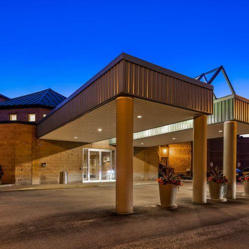Best Western Inn On The Bay