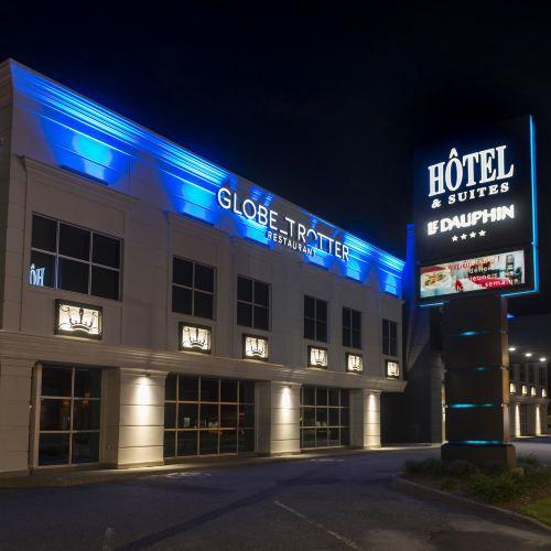 Hôtel & Suites Le Dauphin Drummondville