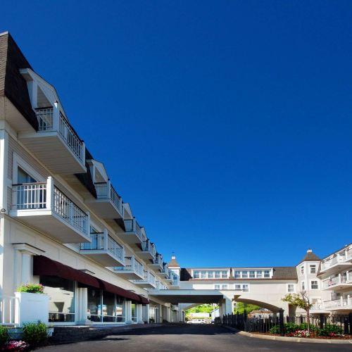楠塔斯克特海灘度假酒店