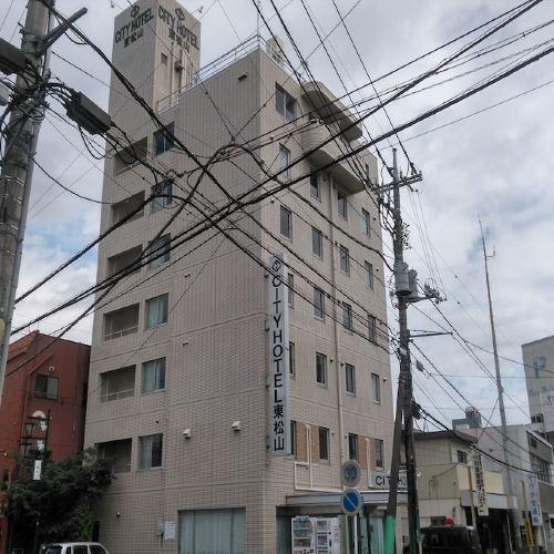 東松山城市酒店