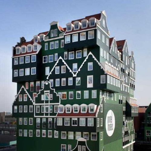 阿姆斯特丹贊丹因特爾酒店
