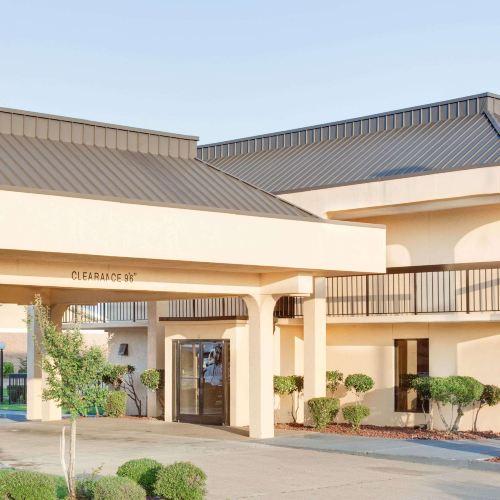 密西西比格林維爾温德姆戴斯酒店