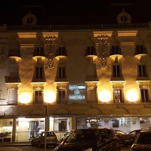 波旁之家酒店