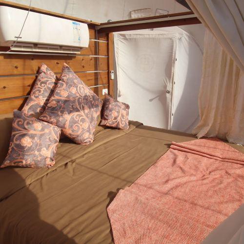 瓦迪拉姆之夜豪華露營地