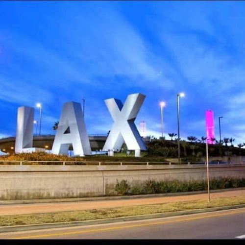 LAX guest house