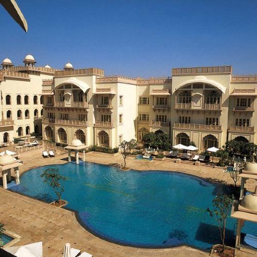 焦特布爾塔吉哈里瑪哈爾酒店