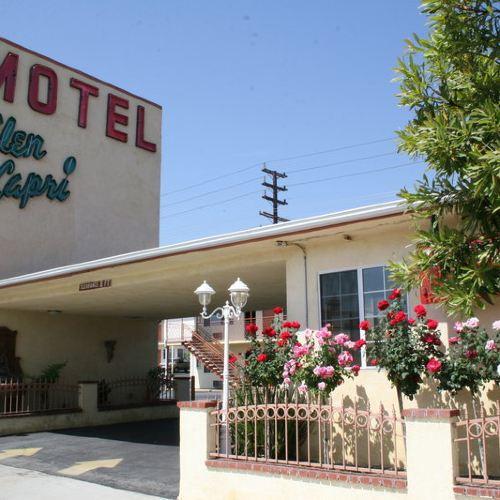 Glen Capri Inn Suites Burbank