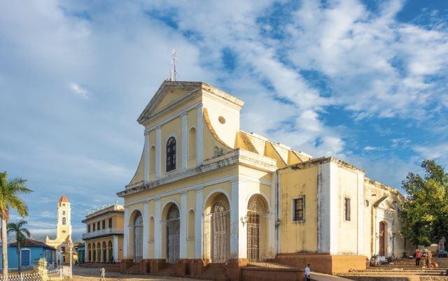 La Santisima Trinidad de Parana
