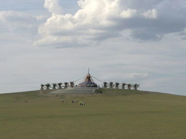 呼倫貝爾古城