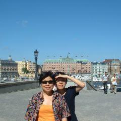 스톡홀름 궁전 여행 사진