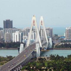 海口世紀大橋用戶圖片