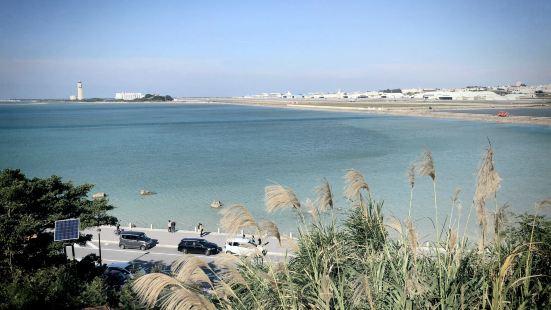 濑长岛有点像小型的希腊岛屿,可以一日游,也可以住这里的温泉酒