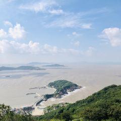 衢山島風力發電場觀光平臺用戶圖片