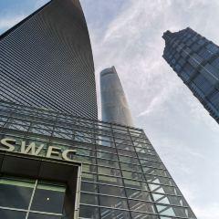 上海環球金融中心用戶圖片