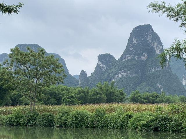 Mingshi Scenic Area
