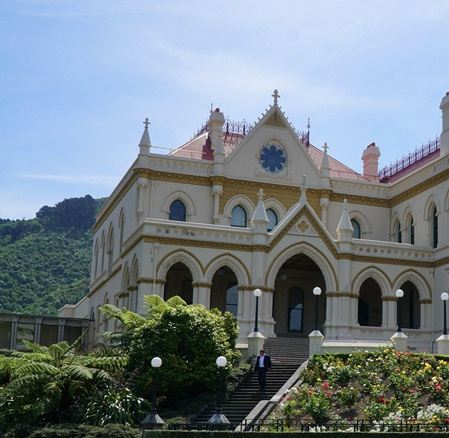 National Library Wellington