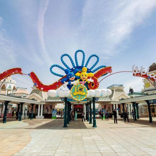 大連海昌發現王國主題公園
