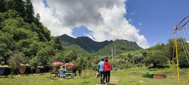 투루거우 국가삼림공원