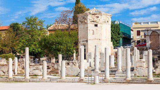 雅典古市集博物館