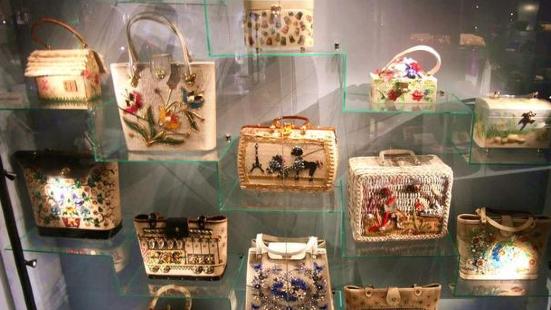 Simone Handbag Museum