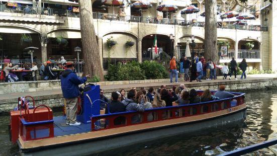 圣安东尼奥河滨步道圣安东尼奥(San Antonio)位于美