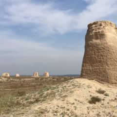 Western Xia Mausoleums National Archaeological Park User Photo