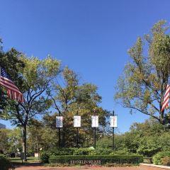 프랭클린 광장 여행 사진