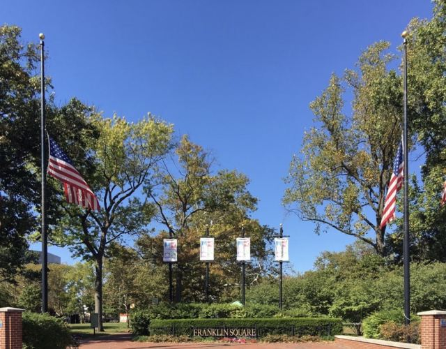 프랭클린 광장