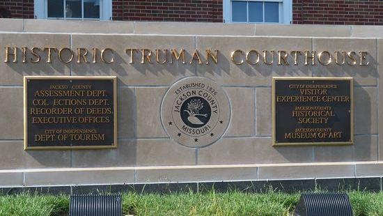 Historic Jackson County Truman Courthouse/Truman Courtroom/Jackson Art Museum