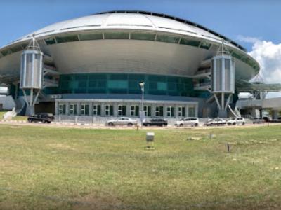 Stadium Tertutup Gong Badak
