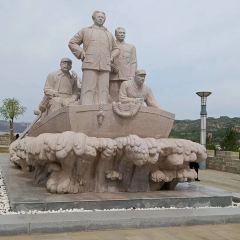 毛主席東渡黃河紀念碑用戶圖片