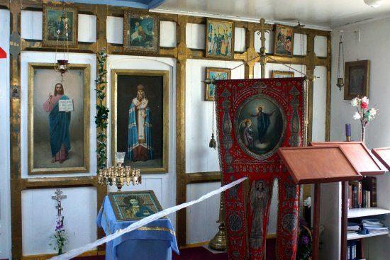 Estonian Apostolic Orthodox Parnu Transformation of Our Lord Church