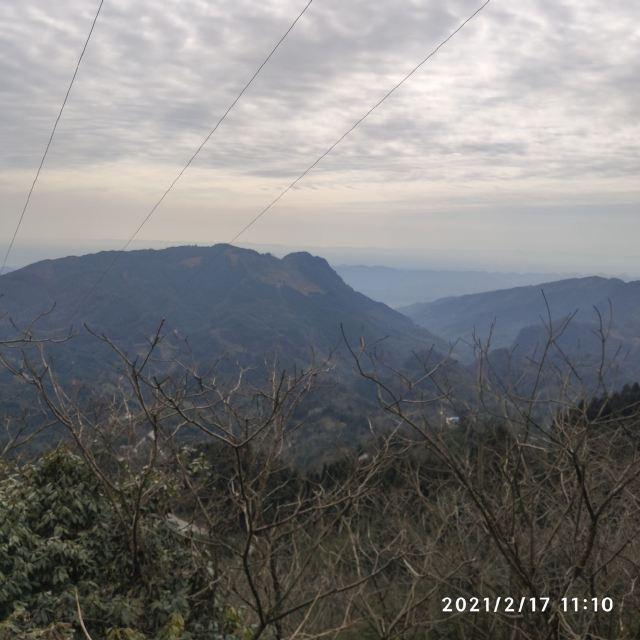 Nanbao Mountain