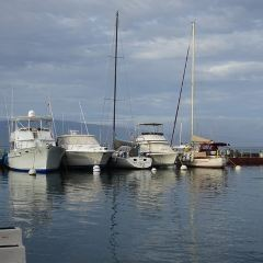 Kahului Harbor Pier User Photo