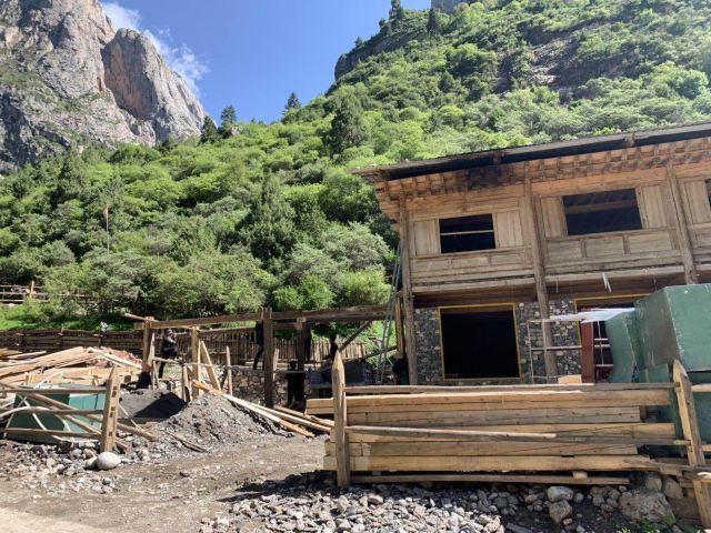 Zhuoma Canyon