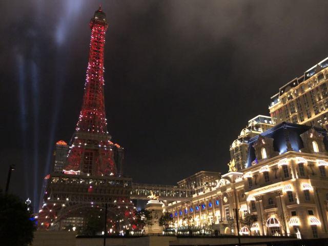 마카오 에펠탑