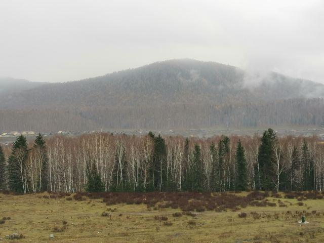 禾木觀景台
